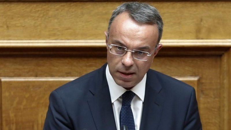 Σταϊκούρας: Θέσαμε τη βάση για ισχυρή ανάπτυξη της οικονομίας το 2021