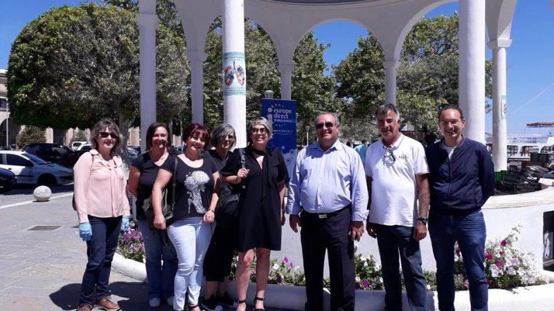 Tο άρωμα του «ελληνικού καλοκαιριού»μοιράσθηκε από την Διεύθυνση Περιβάλλοντος και Πρασίνου του Δήμου Ρόδου