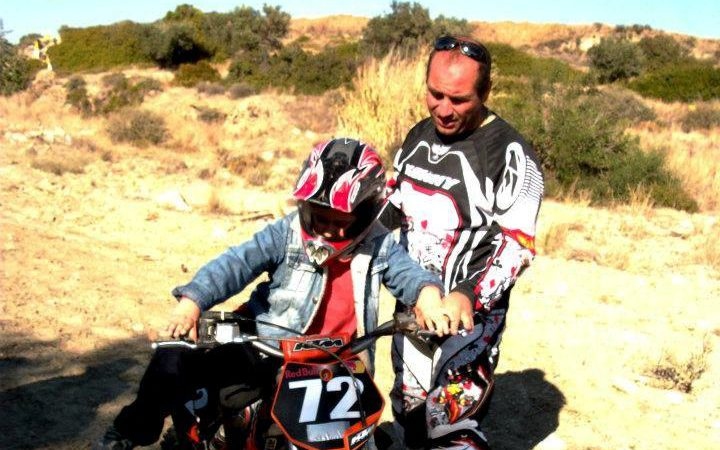 video . Ο Τάσος Γαλατάς μιλά για την νέα πίστα μότοκρος στο Φαληράκι. Δείτε την….