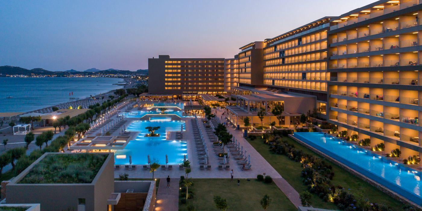 Το υπερπολυτελές ξενοδοχείο 5*, Amada Colossos Resort, ανοίγει τις πόρτες του την 09η Ιουλίου 2020