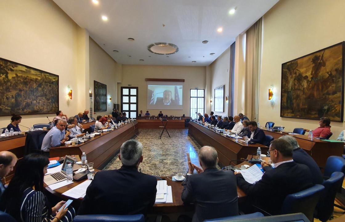 Ιδρύθηκε ο νέος Περιφερειακός Φορέας Διαχείρισης Στερεών Αποβλήτων Νοτίου Αιγαίου (ΦΟΔΣΑ)