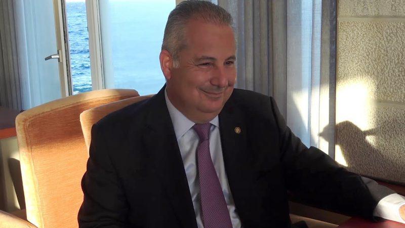 video – Ο Κώστας Χρυσοχοίδης μιλά για την τουριστική προβολή της Περιφέρειας Νοτίου Αιγαίου με καινοτομίες…