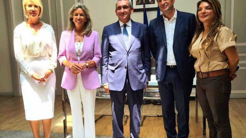 Υπεγράφη σήμερα Μνημόνιο Αλληλοκατανόησης μεταξύ Περιφέρειας Ν. Αιγαίου,  Γαλλικής Πρεσβείας και Γαλλικού Ινστιτούτου Ελλάδος