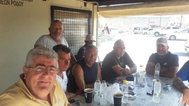 Τεράστια τα προβλήματα των αλιέων λόγω τούρκων ψαράδων