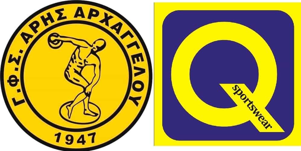 Σε συμφωνία  με την Quattro sportswear προχώρησε ο Άρης Αρχαγγέλου