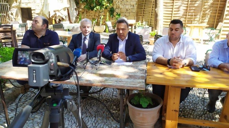 video Ο αντιδήμαρχος Στέφανος Δράκος μιλά για την ηλεκτροκίνηση στην Μεσαιωνική Πόλη