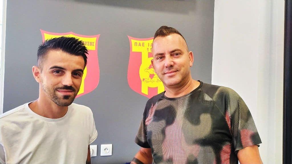 Ανακοίνωσε τον Άκη Γεωργίου ο LFC IALYSOS