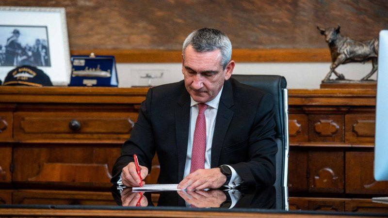 Επείγουσα επιστολή του Περιφερειάρχη στην ηγεσία του Υπουργείου Τουρισμού