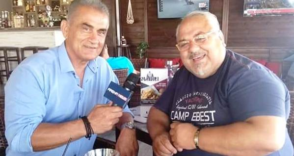 Στην ΠΑΕ Βέροια γενικός διευθυντής ο Γιώτης Τσαλουχίδης.