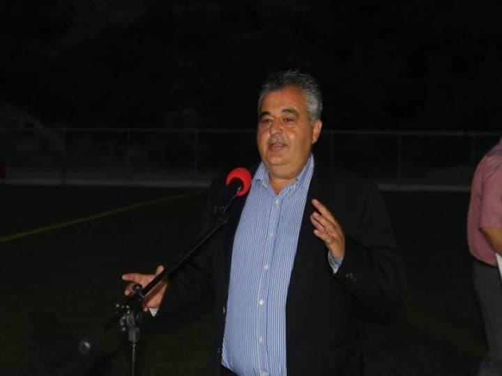 """Διακοφώτης: """"Στην ΕΠΟ είμαστε υπέρ της νέας Β' Εθνικής με δύο ομίλους…""""δηλώσεις στην  ΕΡΑ Σερρών"""