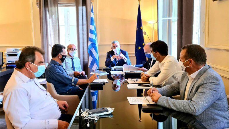 Με ομόφωνες αποφάσεις η Γενική Συνέλευση και το Διοικητικό  Συμβούλιο του ΦΟΔΣΑ Ν. ΑΙΓΑΙΟΥ στη Σύρο