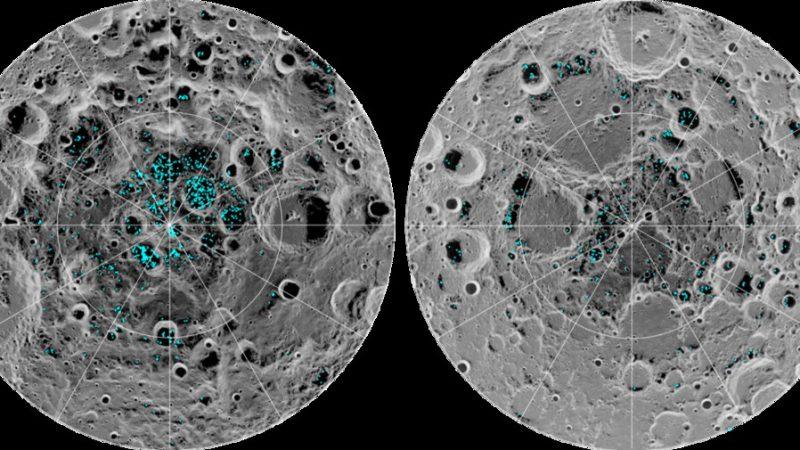 NASA : Αφθονία νερού επιβεβαιώνεται στη Σελήνη Μόρια νερού κρύβονται ακόμα και στην επιφάνεια του φεγγαριού.