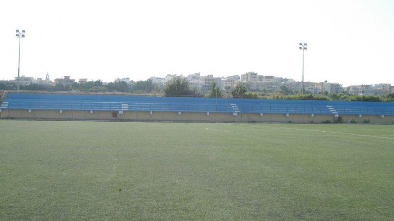 Προμήθεια ποδοσφαιρικού τάπητα και λοιπού εξοπλισμού για τις ανάγκες του γηπέδου ποδοσφαίρου της Ε.Π.Σ.Ρ. στο Καρακόνερο, από την Περιφέρεια Νοτίου  Αιγαίου