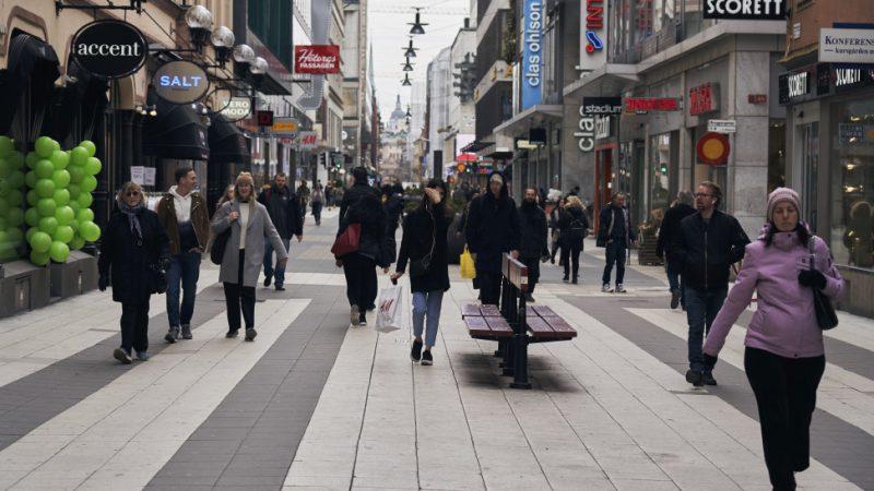 Το lockdown στη Σουηδία απαγορεύεται από το Σύνταγμα