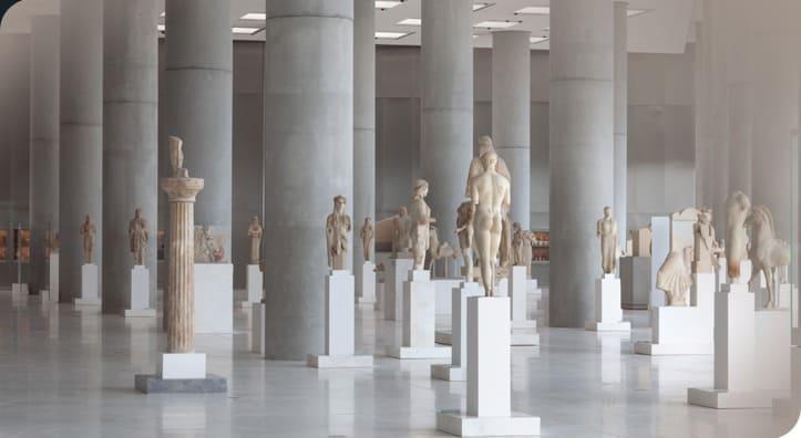 Απόφαση- ντροπή- της Ελλάδας από το Υπουργείο πολιτισμού . Δανείζουν τα αρχαία μας μέχρι να εξοφληθούν τα μνημόνια .