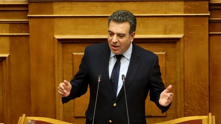 Δήλωση Μάνου Κόνσολα για την ολοκλήρωση της παρουσίας του στο Υφυπουργείο Τουρισμού.