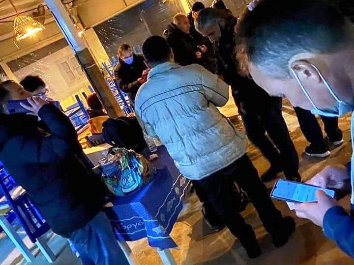 video- Στα Στεγνά Αρχαγγέλου βγήκαν Τούρκοι . Δηλώσεις Σάββα Σφυριαλλά που ήταν αυτόπτης μάρτυρας