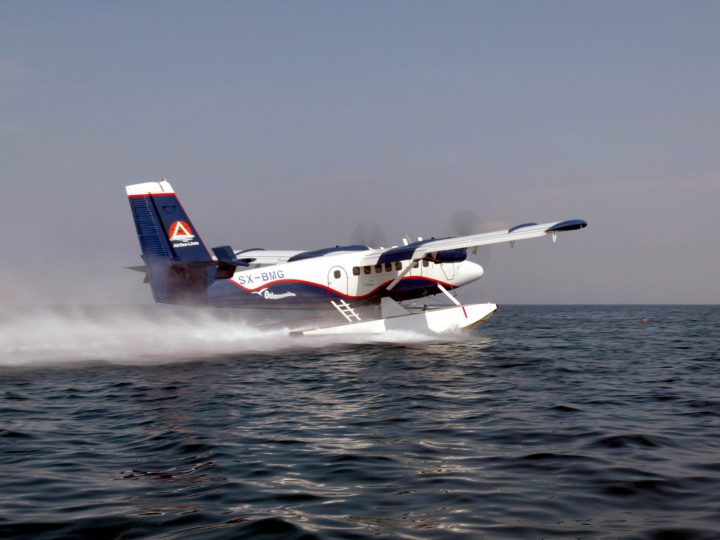 Υδροπλάνα Στο Νότιο Αιγαίο έτοιμα για απογείωση….