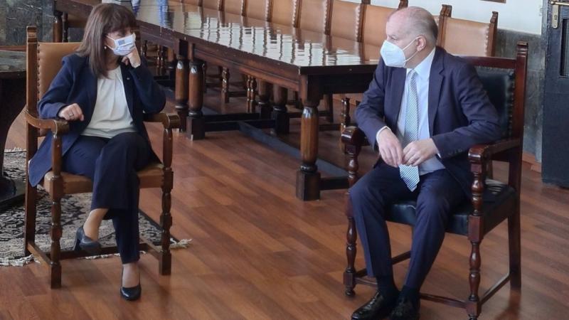 Οι ευχές του δημάρχου Ρόδου Αντώνη Καμπουράκη για την Ενσωμάτωση της Δωδεκανήσου