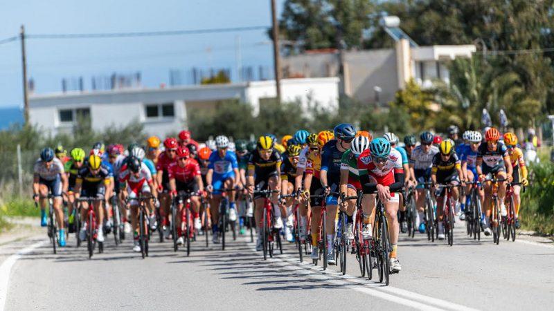 Οι ομάδες στους διεθνείς αγώνες ποδηλασίας
