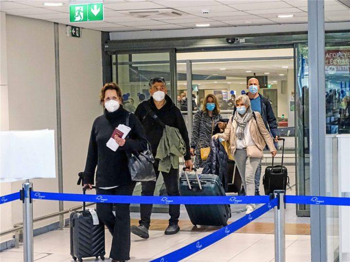 """8 παραθεριστές σε καραντίνα από τους Ολλανδούς που συμμετείχαν στο """"πείραμα"""" της Ρόδου"""