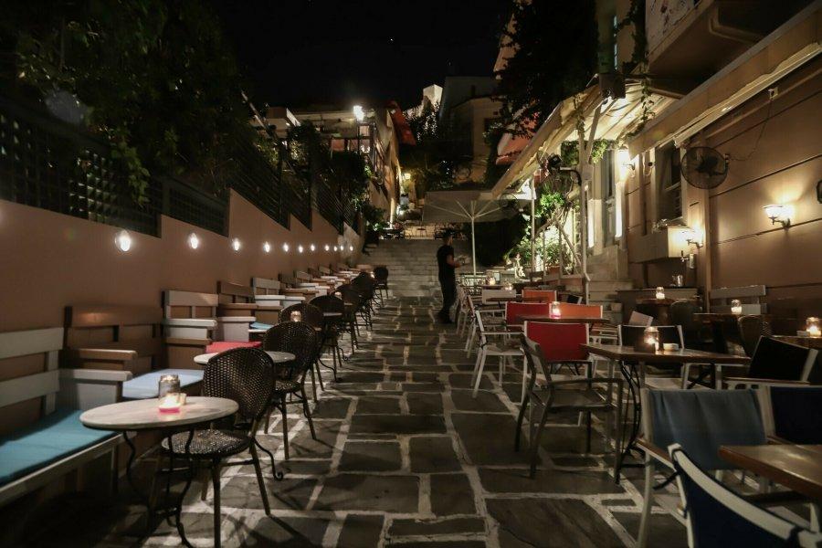 Ανακοινώνονται αλλαγές σε μπαρ καφέ και εστιατόρια