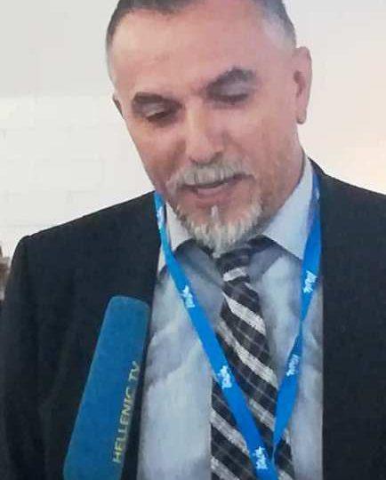 video Ο Βασίλης Ρουσάκης αντιδήμαρχος Χάλκης αποκλειστικά στο in12.gr τα λέει όλα