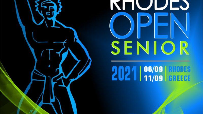 Νέα μεγάλη διοργάνωση από τον ΡΟΑ. 6 με 11 Σεπτεμβρίου το I.T.F. Senior S200 World Tennis Tour- Rhodes Open Senior