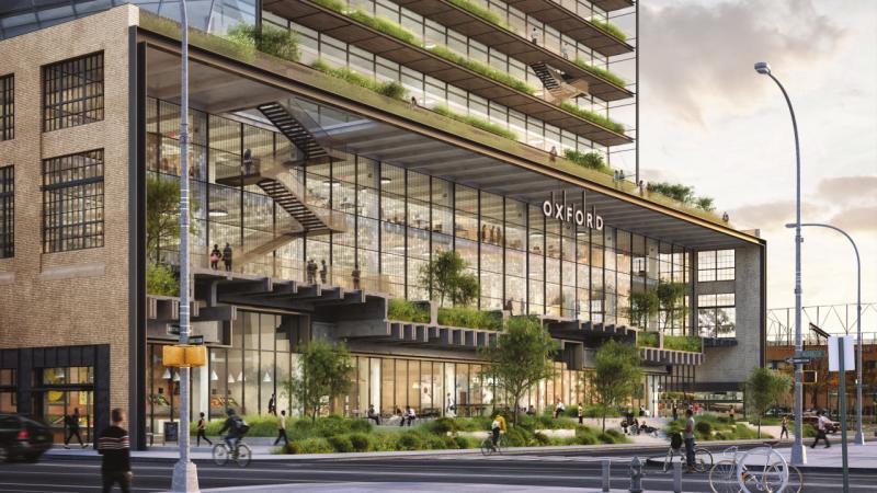 Δείτε τα νεα γραφεία της Google στο Μανχάταν