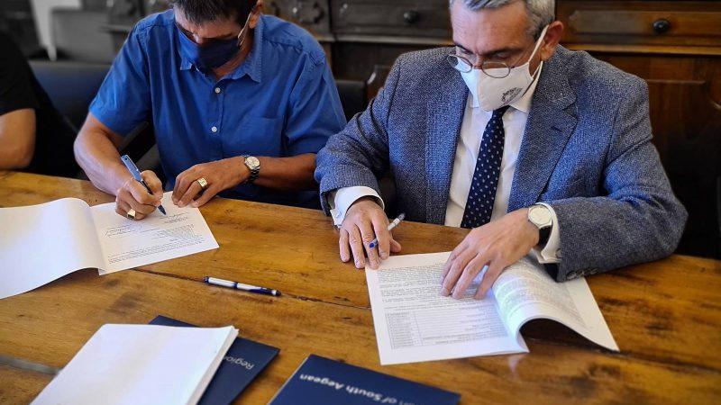 Υπεγράφη η σύμβαση με τον εργολάβο για τη Γέφυρα Κρεμαστής    Γ. Χατζημάρκος:Τελειώνουμε με το χθές