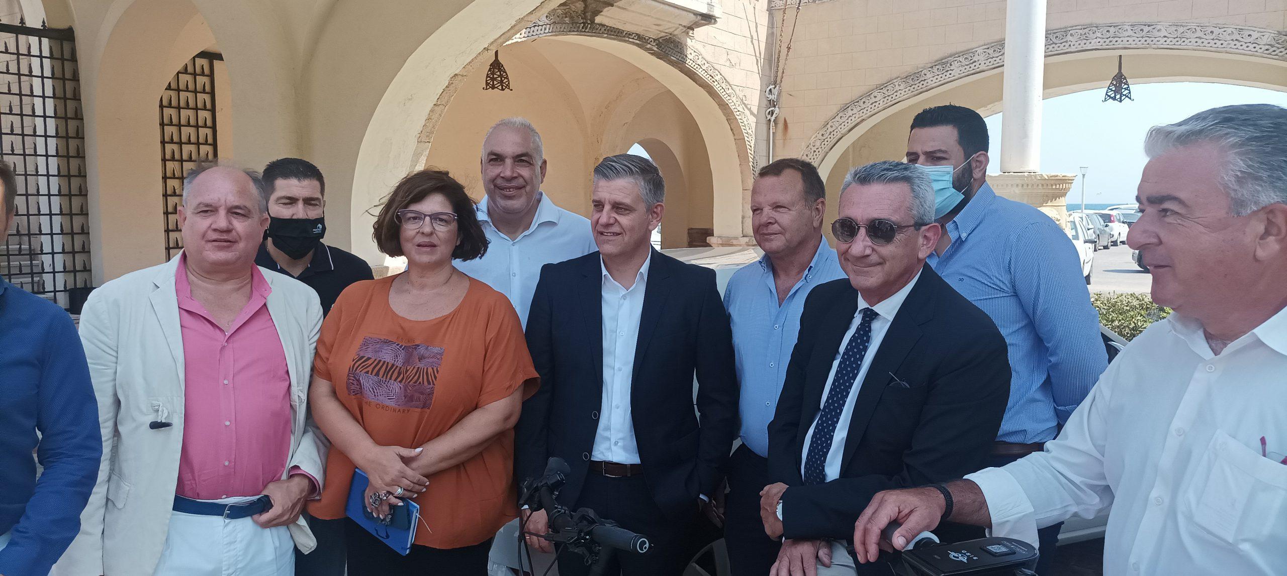 video Γιώργος Χατζημάρκος: «Στην Περιφέρεια Νοτίου Αιγαίου, δεν είμαστε απαθείς θεατές. Έχουμε επιλέξει να είμαστε διαμορφωτές των εξελίξεων»