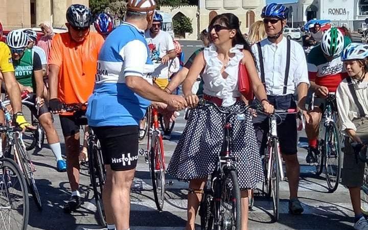 Με ποδηλατοβόλτα ολοκληρώθηκε το Historica στα Μαριτσά