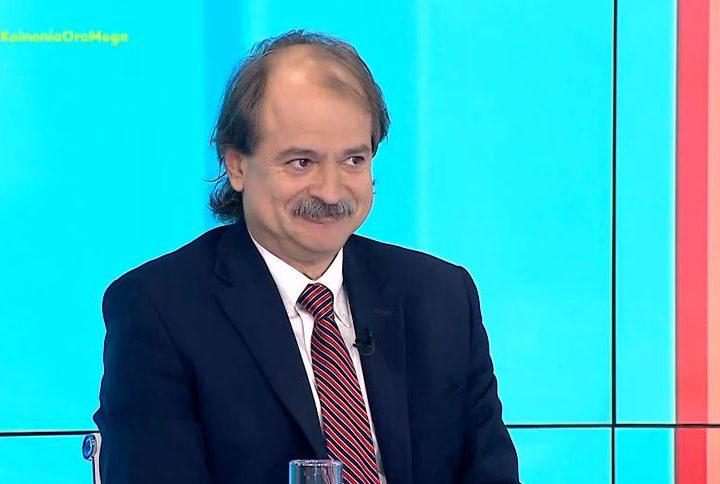"""Στην """"Κοινωνία ώρα Μέγκα"""". Ο καθηγητής Ιωαννίδης «Η γρίπη είναι πιο επικίνδυνη»…«Οι νεκροί θα ήταν λιγότεροι εάν η εμβολιαστική κάλυψη ήταν μεγαλύτερη σε μεγαλύτερες ηλικίες και τους ευπαθείς»"""