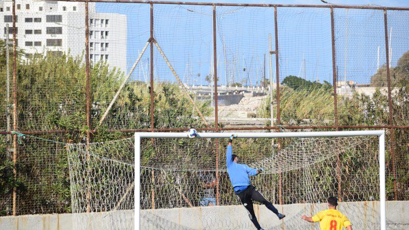 Κρατώντας εξάσφαιρο ο Ιάλυσος άνετα τον Ορφέα στο Καλλιπάτειρα