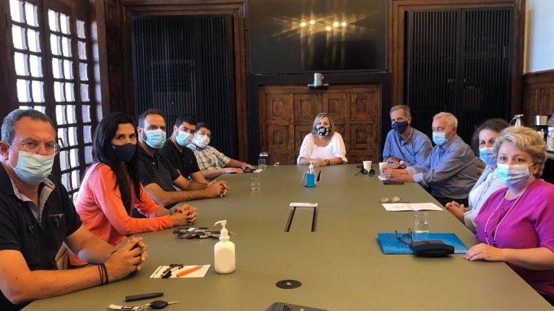 Η Ρόδος κατάρτισε το δικό τοπικό σχέδιο διαχείρισης για την κρουαζιέρα μέσα από τη συνεργασία της Περιφέρειας με φορείς του Τουρισμού